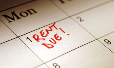 Tenants paying rent late